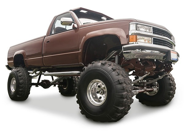 Buy 4X4 Off Road Parts in Hilo, Hawaii